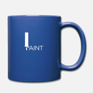 Painting Paint - Full Color Mug