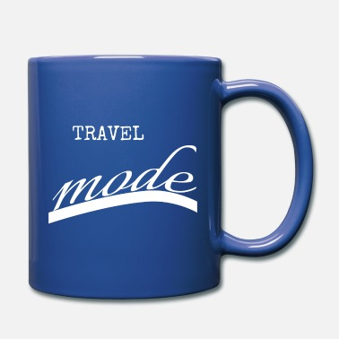 Travel travel - travel mode - Full Color Mug