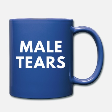 Tear Male Tears - Full Color Mug