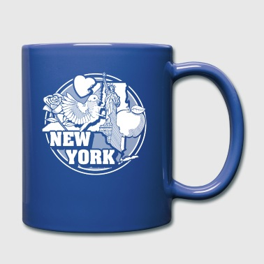 I NEW YORK LOVE - Full Color Mug