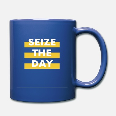 Seize the day - Full Color Mug
