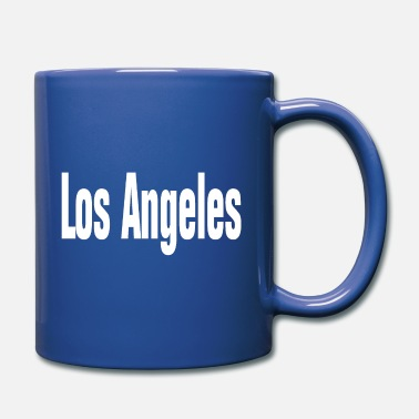 Los Angeles Los Angeles, Los Angeles Shirt, - Full Color Mug
