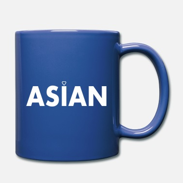 Asian Asian - Full Color Mug