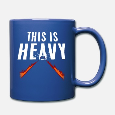 Heavy This Is Heavy - Full Color Mug