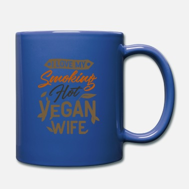 Vegan Vegan Vegan Vegan - Full Color Mug