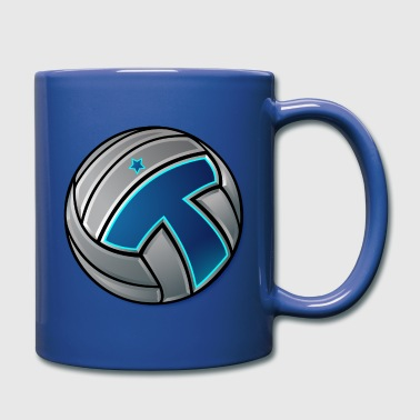 Volleyball logo - Full Color Mug