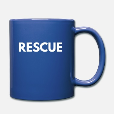 Rescue rescue - Full Color Mug