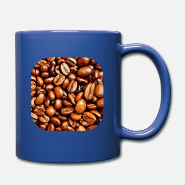 Coffee Bean coffee beans - Full Color Mug