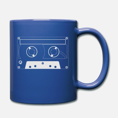 Tape Old School Tape - Full Color Mug