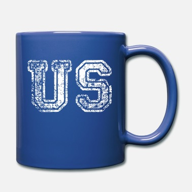 Using us - Full Color Mug