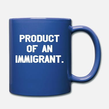 Production Year Product Of An Immigrant - Full Color Mug