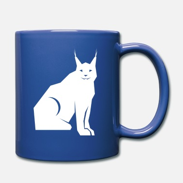 Lynx lynx - Full Color Mug