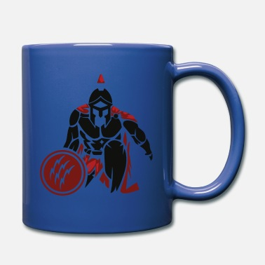 Spartans Spartan - Full Color Mug