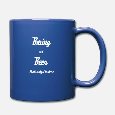 Boxer Boxer - Full Color Mug