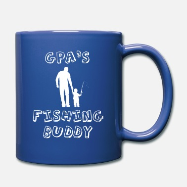 Great Gpa Gpa's Fishing Buddy - Full Color Mug