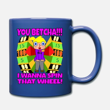 TV Game Show Contestant - TPIR (The Price Is) - Full Color Mug