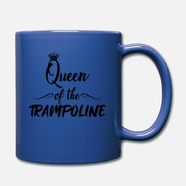 Jumpstyle Queen of the trampoline - Jump Jumping Jumpstyle - Full Color Mug