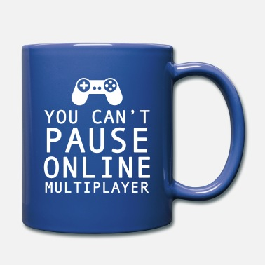 Multiplayer gamer online multiplayer - Full Color Mug