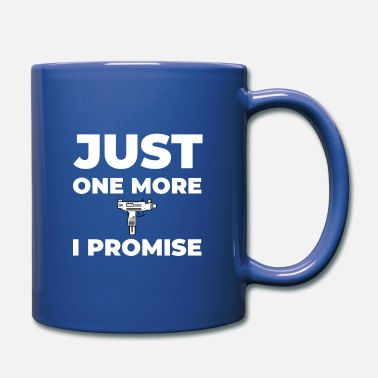 Promise Just one more gun I promise - Full Color Mug