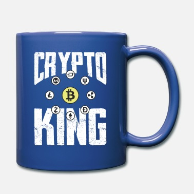 Dash Bitcoin Cryptocurrency Blockchain Digital Money - Full Color Mug