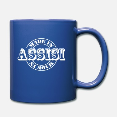 Region made in assisi m1 - Full Color Mug
