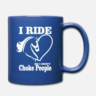 Ride Horse Shirt - Full Color Mug