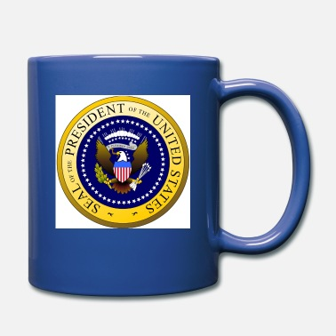 Us President President US - Full Color Mug