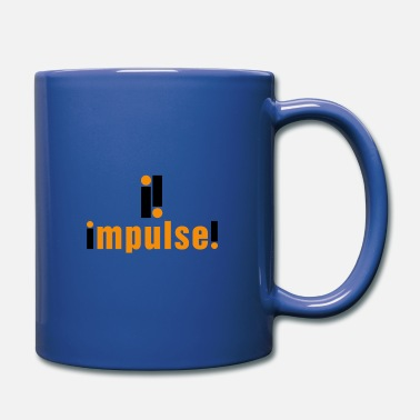 Record Label Impulse Record Label - Full Color Mug