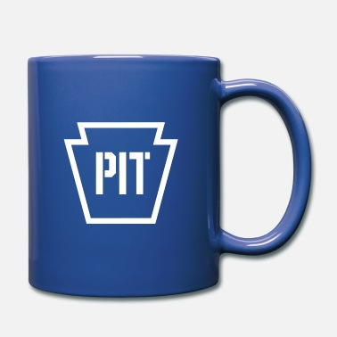 Stadium Ban Pittsburgh Penguins Stadium Series Logo PIT - Full Color Mug