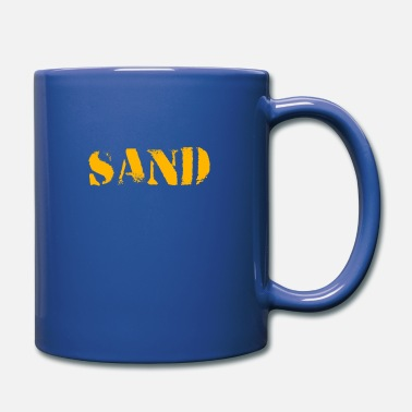Sand Sand - Full Color Mug
