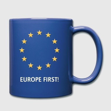 Europe First! - Full Color Mug