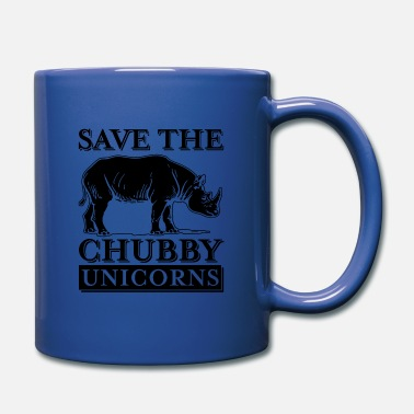 Chubby Unicorn Chubby Unicorns - Full Color Mug