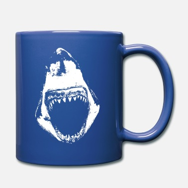 Shark Attack - Full Color Mug