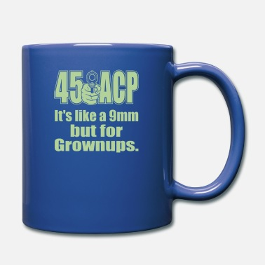 Exceptional Except for Grownups - Full Color Mug