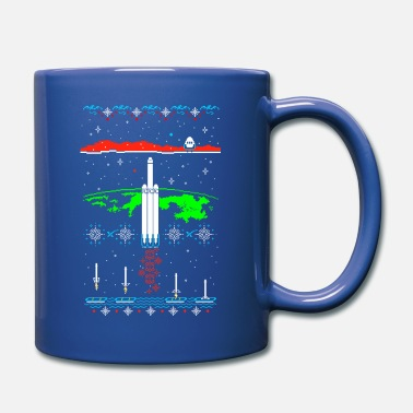 Space X Space X-mas - Full Color Mug