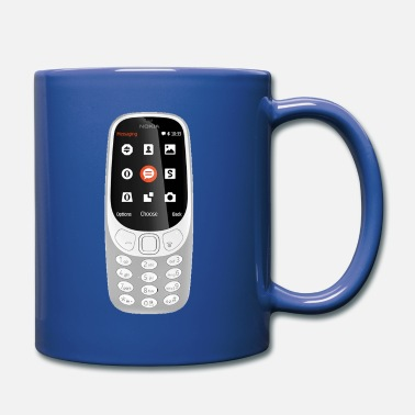 Mobile Phone Mobile Phone - Full Color Mug