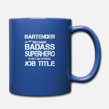 Job Tittle Shirt - Full Color Mug