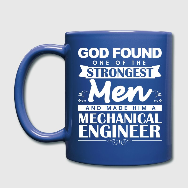 GF Mechanical engineer - Full Color Mug