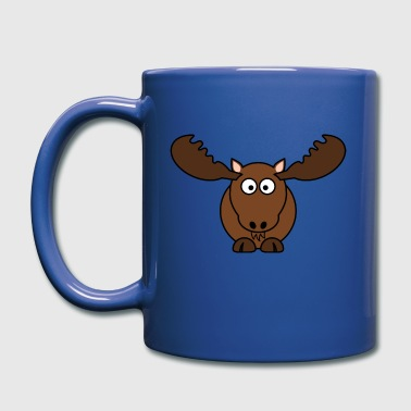 Moose - Full Color Mug