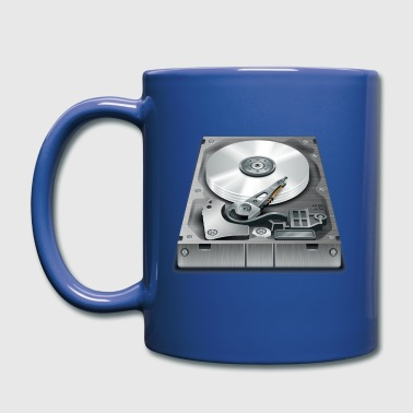 Turntable - Full Color Mug