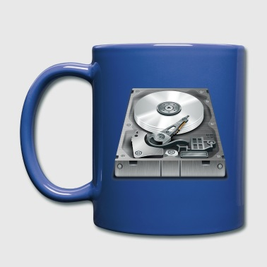 Turntable Turntable - Full Color Mug