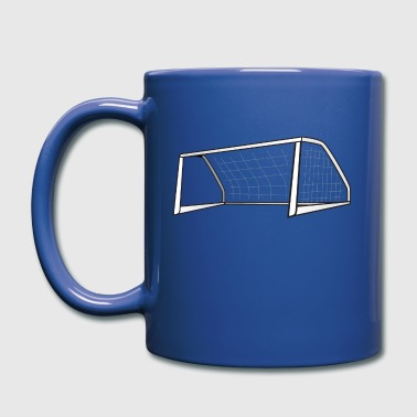 Soccer Goal - Full Color Mug
