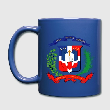 dominican republic - Full Color Mug