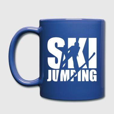 Ski jumping - Full Color Mug