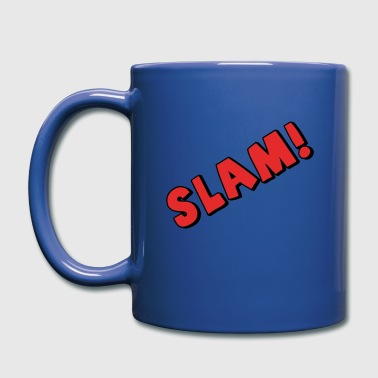 SLAM! - Full Color Mug