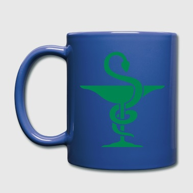 Pharmacy Symbol - Full Color Mug