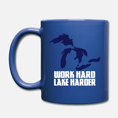 Lake Harder - Full Color Mug