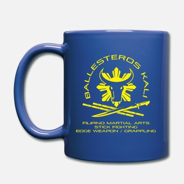 Ballesteros Kali Apparel Yellow - Full Color Mug