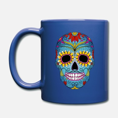 Death Day of the dead - Full Color Mug
