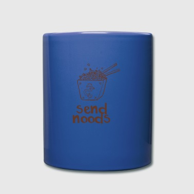 Send noodsSend noods - Full Color Mug